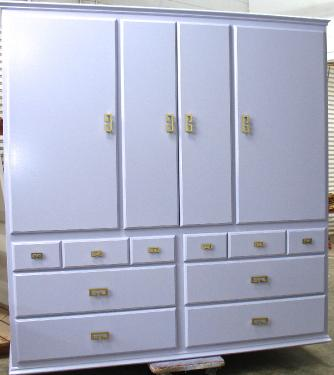 Refinishing of Kitchen And Household Built-In Cabinets