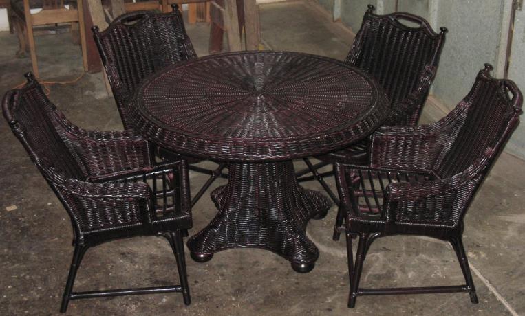 Refinishing Wicker And Rattan Furniture