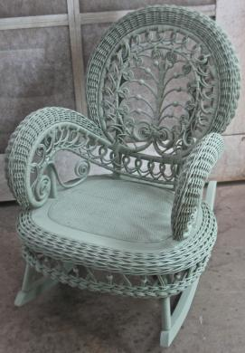 Refinishing Wicker And Rattan Furniture