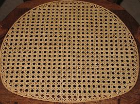 Merveilleux Reweaving The Standard Pattern Used With Cane