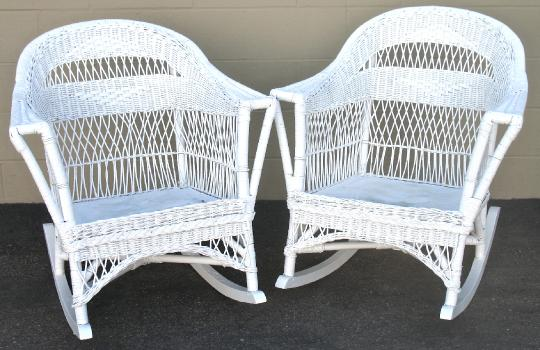 Repairs to Wicker Furniture Items